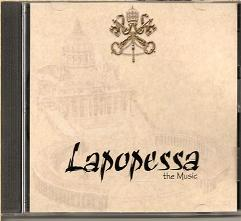 The Lapopessa CD